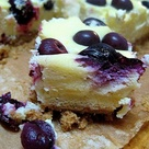 Blueberry Cheese Cakes