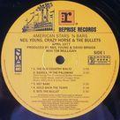 Neil Young - American Stars n' Bars (LP, Album, RE, RM)