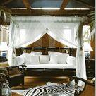 British Colonial Bedroom