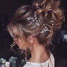 Bridal hair pins Wedding hair pins Pearl hair pins Crystal hair pins  Hair pins bridal   pearl hair