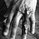 25 Intricate Tree Tattoos for Men