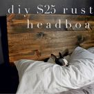 Rustic Headboards