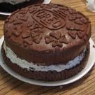 Oreo Birthday Cakes