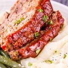 The BEST Easy Meatloaf Recipe