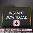 Fat Freeze, Body Contouring, Cryolipolysis, Body Sculpting, Training Manual, Editable, Cool Sculpt, Student, Tutor, Learn, Teach, PDF