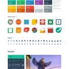 Flat UI Free - Framework and Bootstrap Theme Design