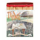 Luxury Match Box - Tea Time