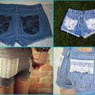 Diy Shorts Pockets