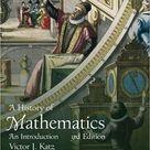History of Mathematics, A 3rd Edition