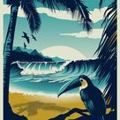 Tropical Posters