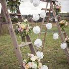 Heiraten im Garten: 100 Hochzeit Deko Ideen