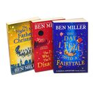 Ben Miller The Day I Fell Into a Fairytale 3 Books Collection Set