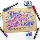 Letter Lovers: kathrin_nina_creative zu Gast im Lettering Interview