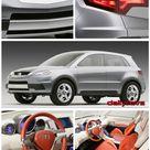 2005 Acura RDX Concept   Dailyrevs