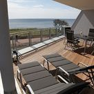 Traumhafte Ferienwohnung direkt am feinen Sandstrand mit unverbautem Meerblick - Großenbrode