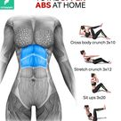 TOTAL UPPER ABS AT HOME