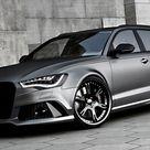 The Beautiful 2015 Audi RS6 Avant, [OC][1000x500]