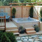 Whirlpool im Garten - 100 fantastische Modelle! - ArchZine