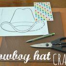 Cowboy Hat Crafts