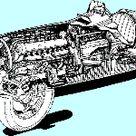 1938 ALFA ROMEO TIPO 158