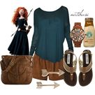 Disney Themed Outfits