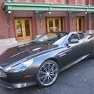 2012 Aston Martin Virage Volante Review and Drive