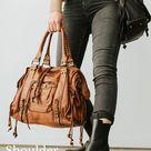 Classic Fringe Hobo Shoulder Bag - Shop at LUSHER.co