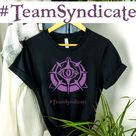 New world game teams factions : Covenant,Syndicate and Marauders T-Shirt.