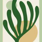 Kunstplakat inspireret af Henri Matisse l plakater l postershop.dk