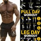 THE PUSH-PULL LEG ROUTINE: A GUIDE TO BUILDING REAL MUSCLE