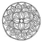Coloring Pages For Adults Simple