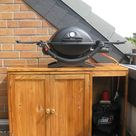 BBQ grill table - IKEA Hackers