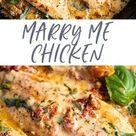 Marry Me Chicken Chicken in Sun Dried Tomato Cream   40 Aprons