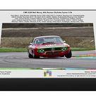 CM6 8329 Neil Merry, Alfa Romeo Giulietta Sprint GTA. 1000 Piece Puzzle. Neil Merry, Alfa Romeo Giulietta Sprint GTA, FOD 955 D, Historic Touring Car.