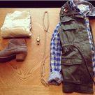 Vest Outfits