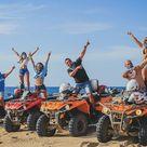 Migrino Beach Single ATV Tour in Los Cabos