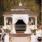 Gazebo Wedding Decorations