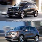 2017 Buick Encore vs 2013 Buick Encore   Old vs New