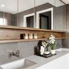 Banheiros Modernos: 55 Fotos e Inspirações para o Ambiente 2021