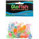 GloFish Accent Gravel - Multicolored Gems - 3 oz