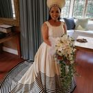 Beautiful Xhosa Bride