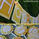 Yellow Birthday Parties