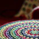 Crochet Circle Pattern