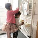 Montessori Badezimmer für Kinder   IKEA Hacks – Limmaland Blog