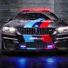 BMW M4 Coupe MotoGP Safety Car 2015