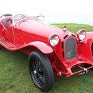1931 Alfa Romeo 8C 2300 Corto Zagato Spider