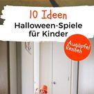 Traut ihr euch an die Grusel Kiste Die besten 10 Halloween Spiele für Kinder