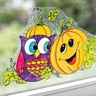 Anleitung für Fensterdekorationen mit Window Color | VBS Hobby Bastelshop
