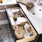 IKEA Badmöbel - voller Funktionalität und Feinheit - Badezimmer - ZENIDEEN