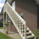 46 wunderschöne Designideen für Außentreppe - ArchZine